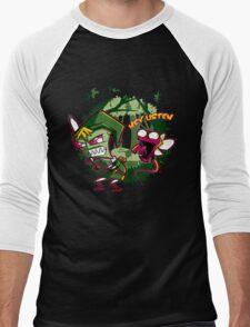 The Legend of Zim Men's Baseball ¾ T-Shirt