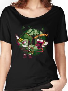The Legend of Zim Women's Relaxed Fit T-Shirt