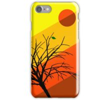 Spring Begins iPhone Case/Skin