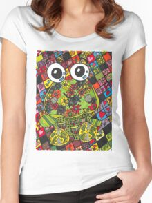 Froggie Women's Fitted Scoop T-Shirt
