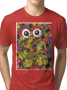 Froggie Tri-blend T-Shirt