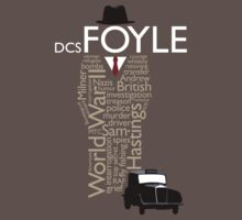 Foyle's War Typography by dapperc