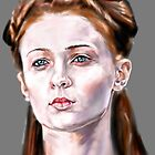 Sansa Stark by UltimateHurl