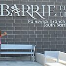 Our favourite place in Barrie by Jeanette Muhr