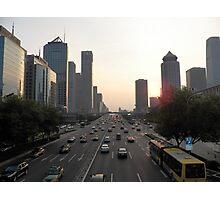 Modern Beijing Photographic Print
