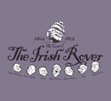 Crew of the Irish Rover Kids Clothes