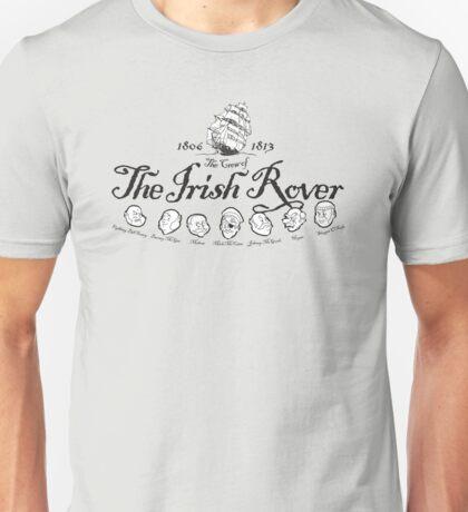 Crew of the Irish Rover Unisex T-Shirt