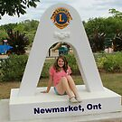 Newmarket Bridge by Jeanette Muhr