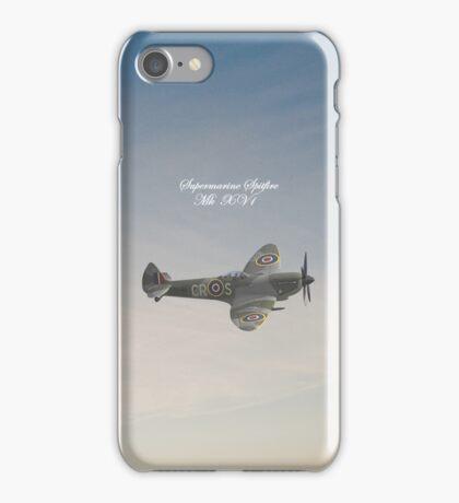 Supermarine Spitfire MkXV1 iPhone Case iPhone Case/Skin