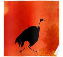 Hunter Bird Poster
