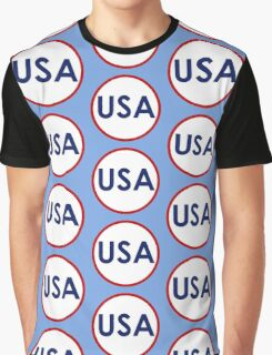 United States of America Graphic T-Shirt
