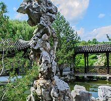 Rock Sculpture by Mark Fendrick