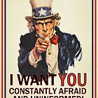 Uncle Sam Fear & Ignorance by LibertyManiacs