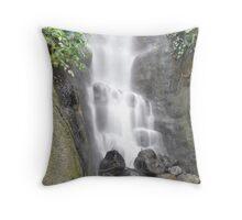 Tall Waterfall - EDEN Throw Pillow