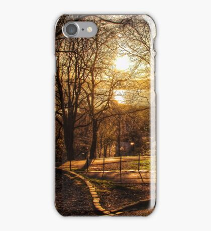 The Golden Hour iPhone Case/Skin