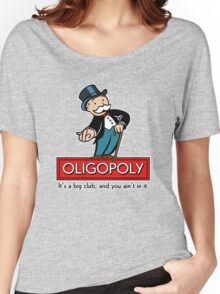Oligopoly Women's Relaxed Fit T-Shirt
