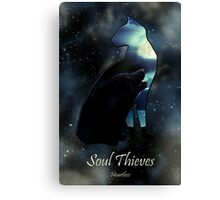 Soul Thieves Canvas Print