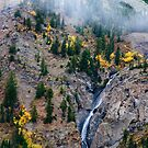 Tumbling into the Mist - Gunnison County, CO by Ryan Wright