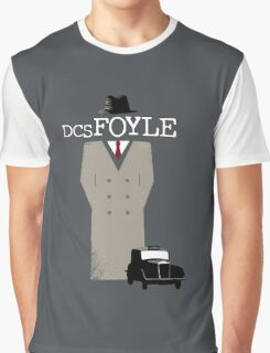 DCS Foyle (Foyle's War) Graphic T-Shirt