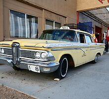 Edsel Ford Seligman Route 66 Arizona by albyw