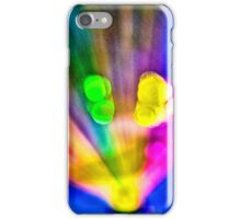 Abstract #10 - Explosion iPhone Case/Skin