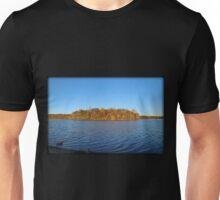 Autumn Color Island Unisex T-Shirt