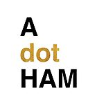A dot Ham by Michelle Compton