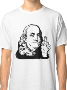 Bird Franklin Classic T-Shirt