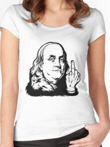 Bird Franklin Women's Fitted Scoop T-Shirt