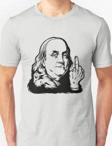 Bird Franklin Unisex T-Shirt
