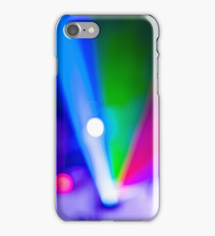 Abstract #11 - Lights iPhone Case/Skin