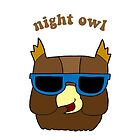 Night Owl by CharlieeJ