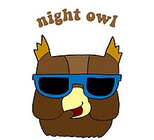 Night Owl by CharlieeJ