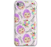 Designer Ashley iPhone Case/Skin