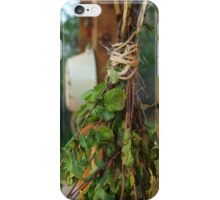 Sauna Vihta iPhone Case/Skin
