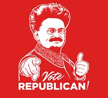 Trotsky Vote Republican Unisex T-Shirt