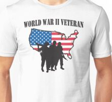 World War II Veteran T-Shirt Unisex T-Shirt