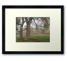 Giants on the Prairie Framed Print