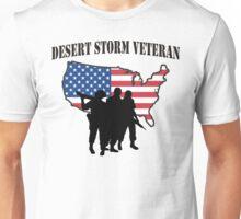 Desert Storm Veteran T-Shirt Unisex T-Shirt