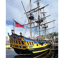Grand Turk Whitby 2006 Photographic Print