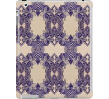willow henna  iPad Case/Skin