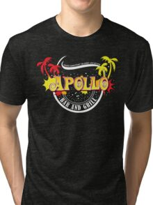 LOST - Apollo Bar and Grill Tri-blend T-Shirt