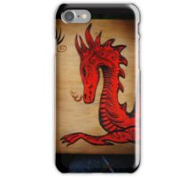 Red Dragon iPhone Cover  iPhone Case/Skin