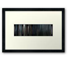 Alan Wake Framed Print