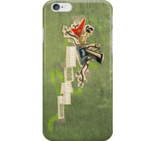 Without Music iPhone Case/Skin