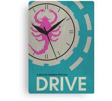 Drive - Minimalist Movie Poster Canvas Print