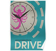 Drive - Minimalist Movie Poster Poster