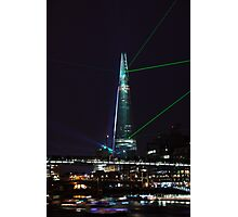 The Shard Photographic Print