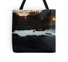 Dawn Above The Sioux Falls Tote Bag