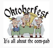 Funny Oktoberfest T-Shirt by HolidayT-Shirts